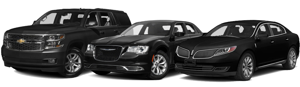 Chrysler 300, Chevy Suburban, Lincoln MKS